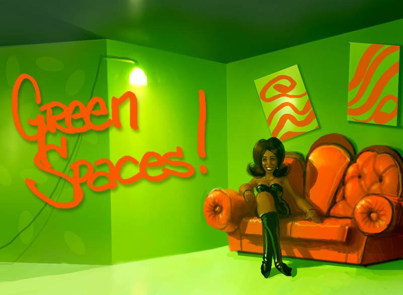 --DSG 73: Environments: Green